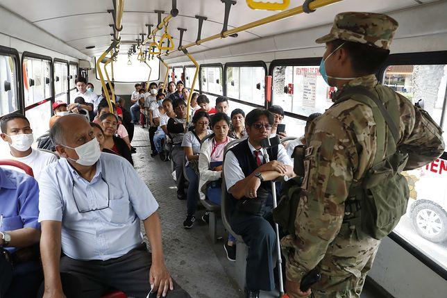 Polacy utknęli w Peru, gdzie również szaleje koronawirus