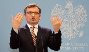 Zbigniew Ziobro nie chce zajmować stanowiska ws. protestu narodowców. Nie chce wywierać wpływu