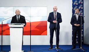 Rekonstrukcja rządu. Politycy komentują wejście Jarosława Kaczyńskiego do rządu