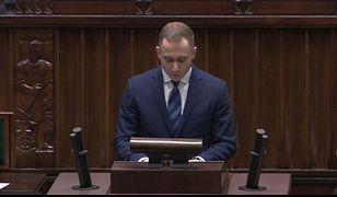 """Cezary Tomczyk gratuluje wyboru Tomaszowi Grodzkiemu. """"Odśpiewajmy hymn"""""""