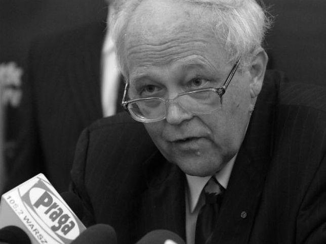 Zmarł prof. Piotr Winczorek