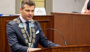 Bytom. Prezydent Mariusz Wołosz wylicza osiągnięcia. Mija drugi rok jego rządów