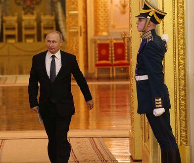 """Rosjanie rozczarowują Putina. Nie pomaga nawet """"dyszka na wybory"""""""