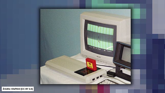 Commodore 64 Games System.