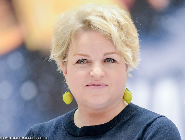 Katarzyna Bosacka o żywności