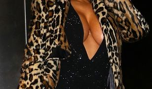 Nicki Minaj w odważnej stylizacji. Gwiazda pokazała ciało
