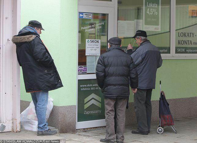 Rekordzista w aferze SKOK Wołomin przez kilka dni był milionerem.