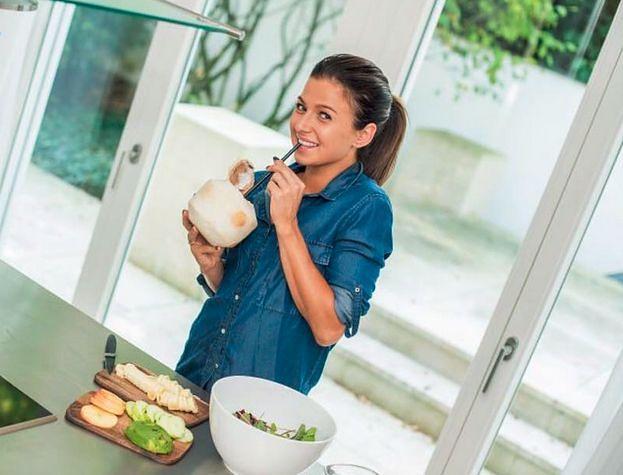 Dieta Lewandowskiej wyklucza z jadłospisu pszenicę, produkty GMO i żywność wysokoprzetworzoną.
