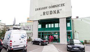 Wstrząs na Dolnym Śląsku. Górnicy z kopalni Rudna przewiezieni do szpitala