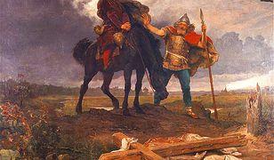 Powrót księcia Kazimierza do Polski na obrazie Wojciecha Gersona