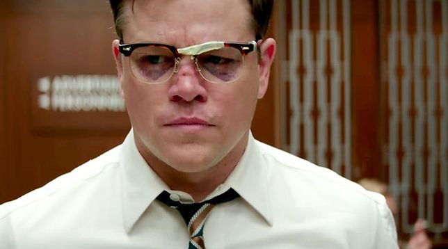 "Matt Damon w filmie ""Suburbicon"""