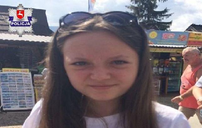 Zaginęła 14-letnia Patrycja. Uciekła z lekcji i do tej pory nie dała znaku życia
