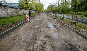 Warszawa. Powstaną chodniki przy ul. Wałbrzyskiej