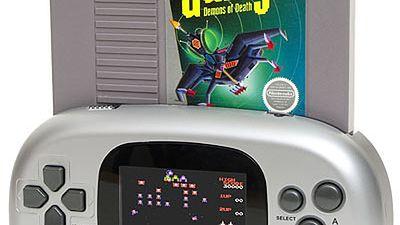 Retro Mini czyli kiedy gra jest większa od konsoli