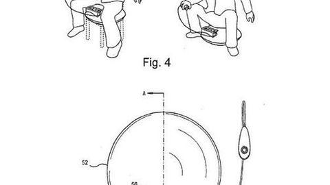 Nintendo patentuje nadmuchiwane siodło