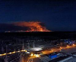 Pożar w Czarnobylu. Ogień coraz bliżej reaktora
