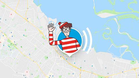 """""""Gdzie jest Wally?"""" w Mapach Google. Jak szybko go znajdziesz?"""