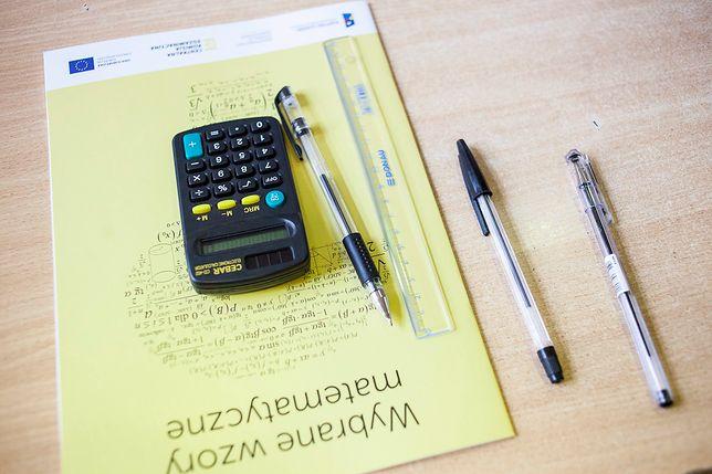 Matematyka na poziomie podstawowym jest przedmiotem obowiązkowym na maturze