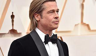 Brad Pitt wsparł organizację charytatywną