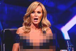 Suknia jurorki oburzyła widzów. Wpłynęło prawie 300 skarg