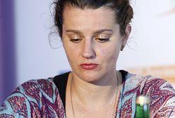 Ciąża unieruchomiła Zborowską. Musiała zrezygnować z pracy