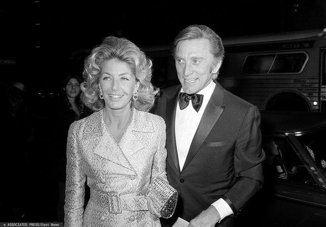Nie żyje Anne Douglas żona Kirka Douglasa. Parą byli przez 65 lat
