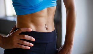 Mięśnie brzucha ochraniają narządy wewnętrzne i stabilizują kręgosłup.