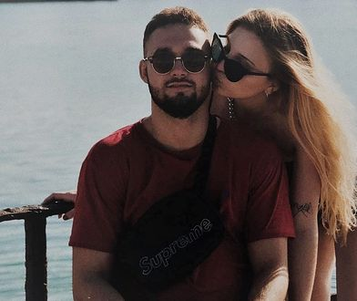 Oliwia i Łukasz często podróżują