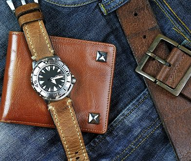 Klasyczna galanteria skórzana nigdy nie wyjdzie z mody - dlatego to dobry prezent