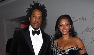 Beyoncé i Jay-Z wnieśli swój alkohol na Złote Globy