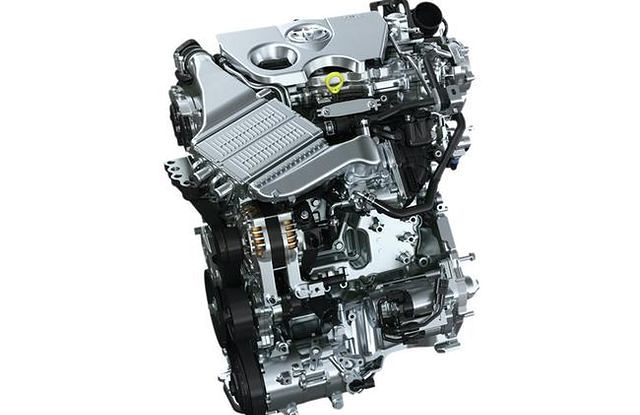 Nowy silnik 1,2 Turbo Toyoty