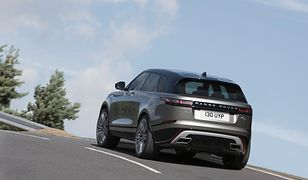 Range Rover Velar - odważny SUV dla bogatych wyceniony