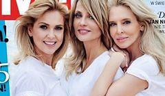 """Trzy blond piękności na okładce """"VIVY"""""""