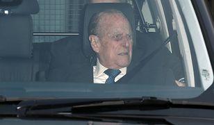 Książę Filip przeniesiony do innego szpitala. Nowe informacje o stanie zdrowia męża królowej Elżbiety