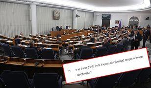 Bon turystyczny na wakacje w Senacie. Zgłoszono kuriozalną poprawkę