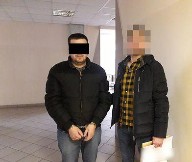 Warszawa. Zatrzymanie ws. bójki obcokrajowców na bazarze na Woli