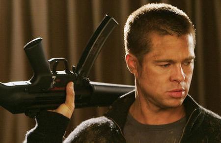 Brad Pitt u Tarantino