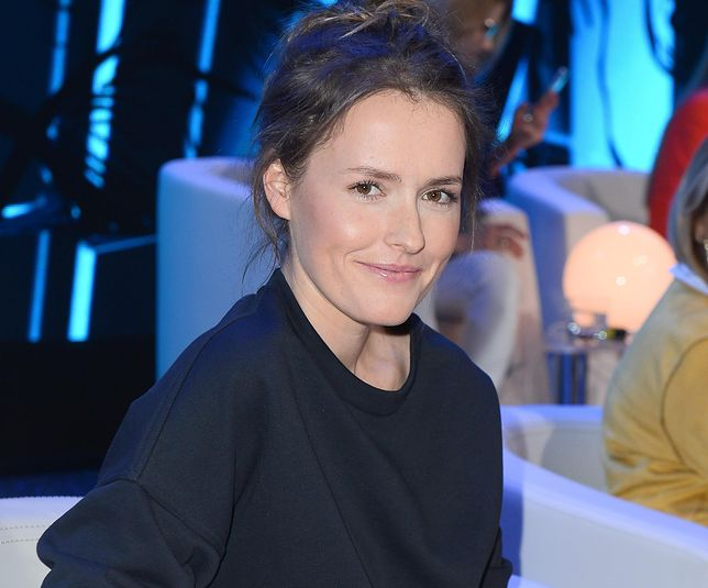 Olga Frycz ostatnio świętowała urodziny