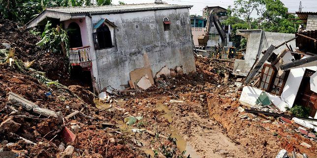 Sri Lanka: zawaliła się góra śmieci w Kolombo. Nie żyje 16 osób