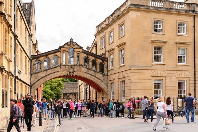 Oksford każdego roku odwiedza 7 mln turystów