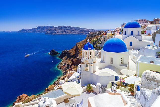 Panorama greckich wysp jest jedną z najpiękniejszych na świecie