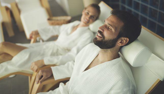 Spa to nie tylko pomysł dla kobiet