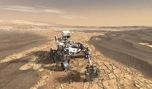 Quiz marsjański. Sprawdź się w teście wiedzy o Czerwonej Planecie