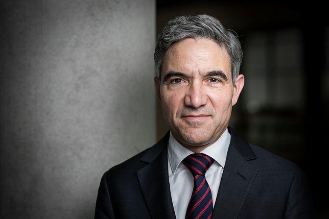 Wiceprezes niemieckiego Trybunału Konstytucyjnego Stephan Harbarth martwi się o polskie sądy