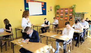 Egzamin gimnazjalny 2018. W czwartek uczniowie zmierzą się z częścią matematyczno-przyrodniczą