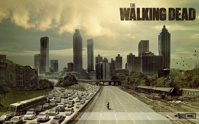 The Walking Dead to serial, który miałmnie przekonać, że zombie jest głupie...
