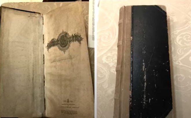 Dziennik spisany rzekomo przez SS-mana Egona Ollenhauera z czasów II wojny światowej