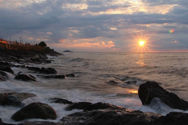 Tureckie wybrzeże należy do najpiękniejszych