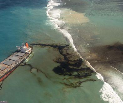 Mauritius. Katastrofa ekologiczna na Oceanie Indyjskim