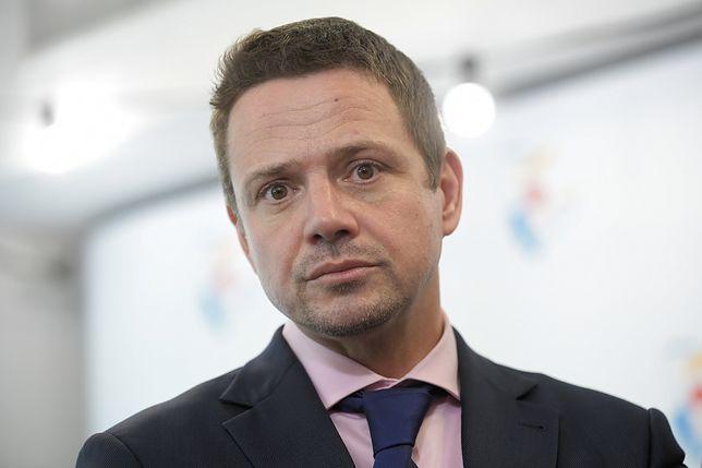 Prezydent Warszawy Rafał Trzaskowski przyznał, że dostaje listy z pogróżkami